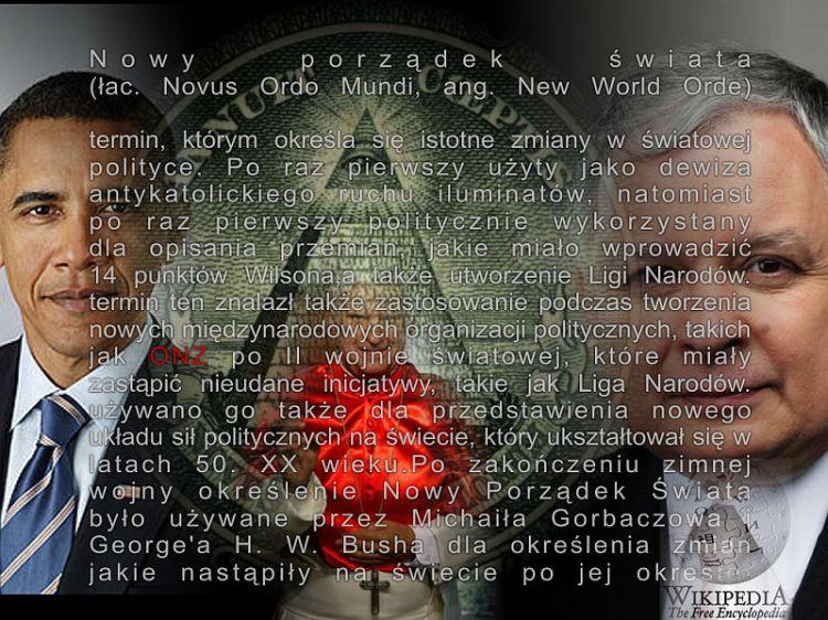 Lech Kaczynski Barack Obama