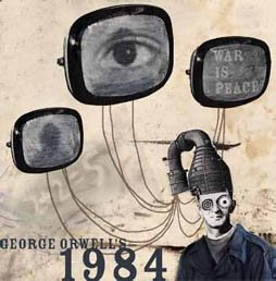 orwell 1984 tv guy