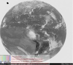 November 21, 1999  -  Geosynchronous Orbiting Satellite, Space